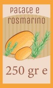 Taralli Patate e Rosmarino