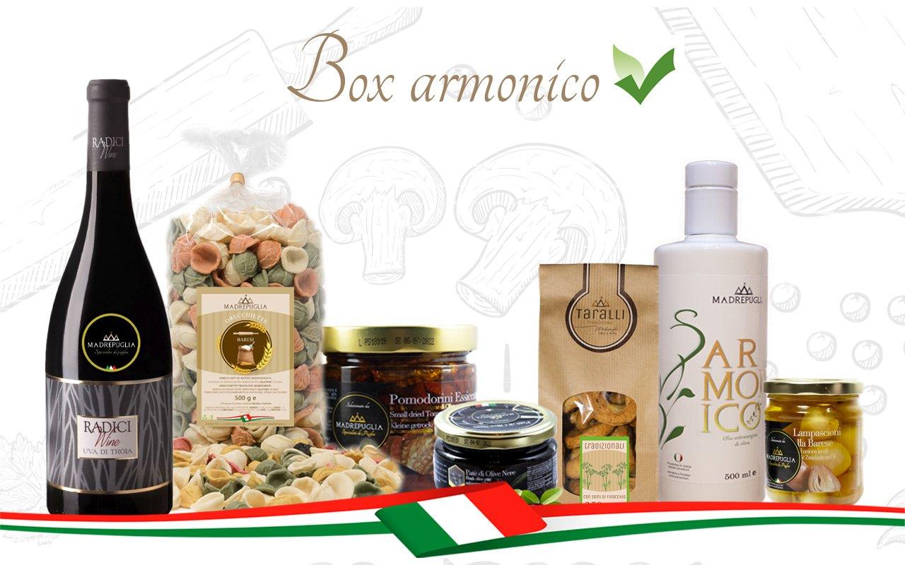 Puglia Box Armonico