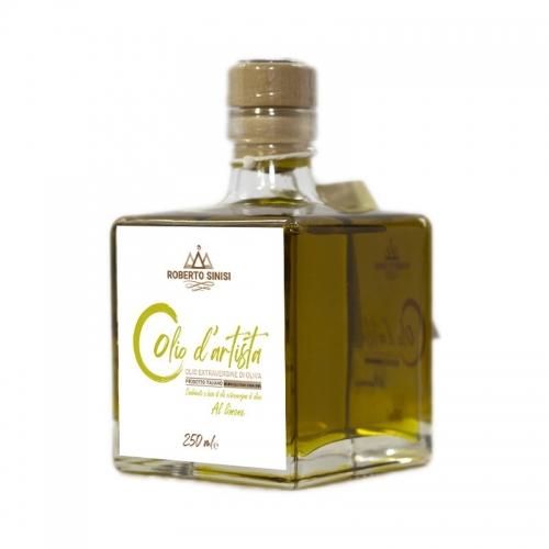 olio d'artista limone