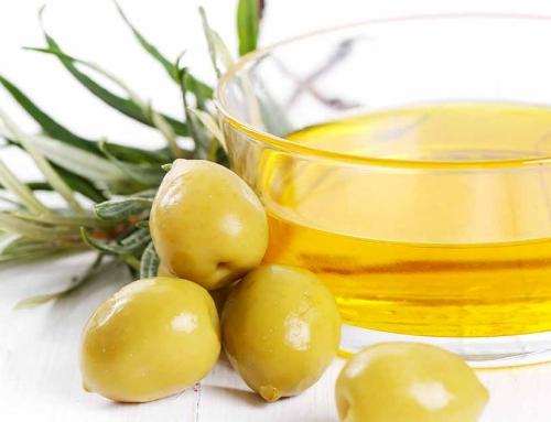 Benefici olio d'oliva organismo